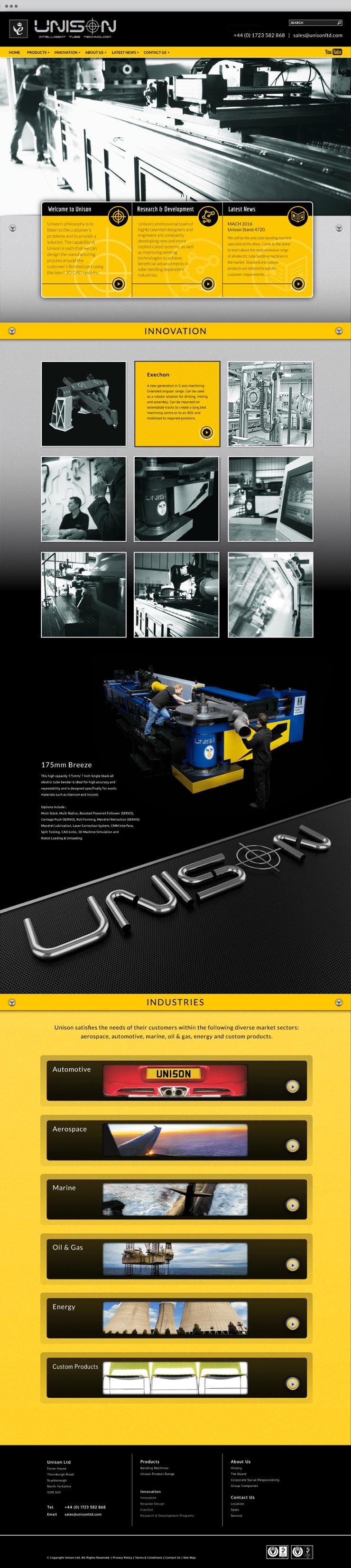 unison website