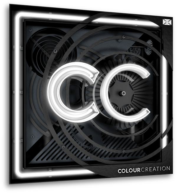 colour creation logo