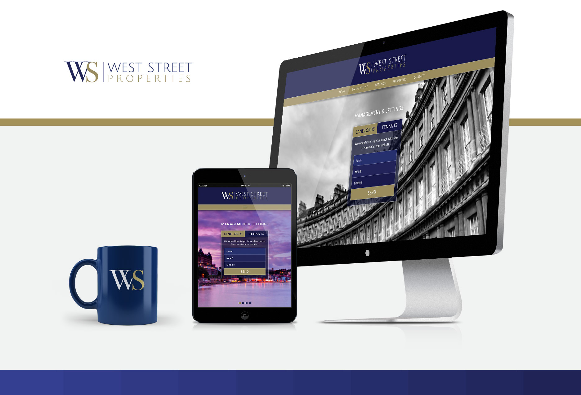 west street branding