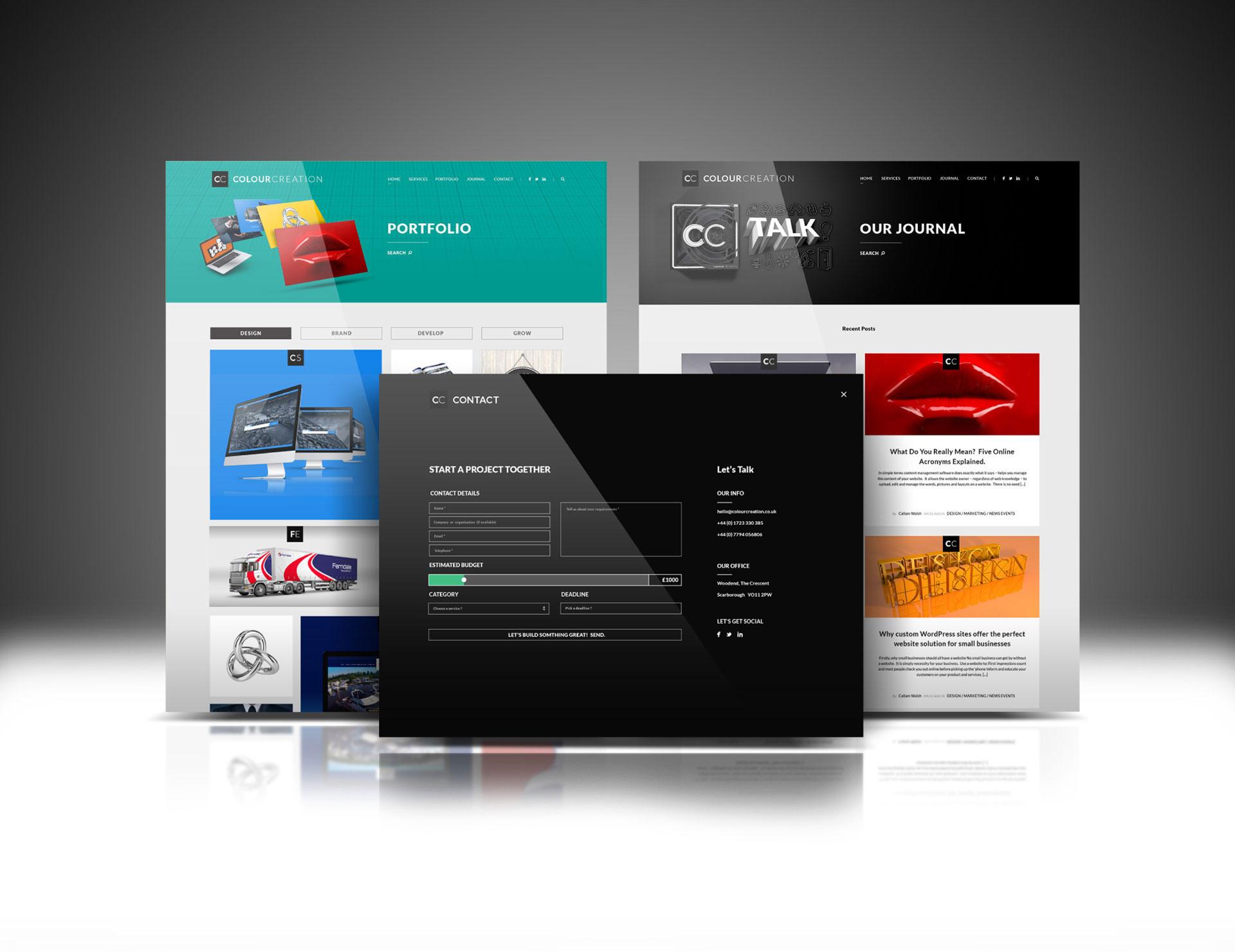 colour creation website