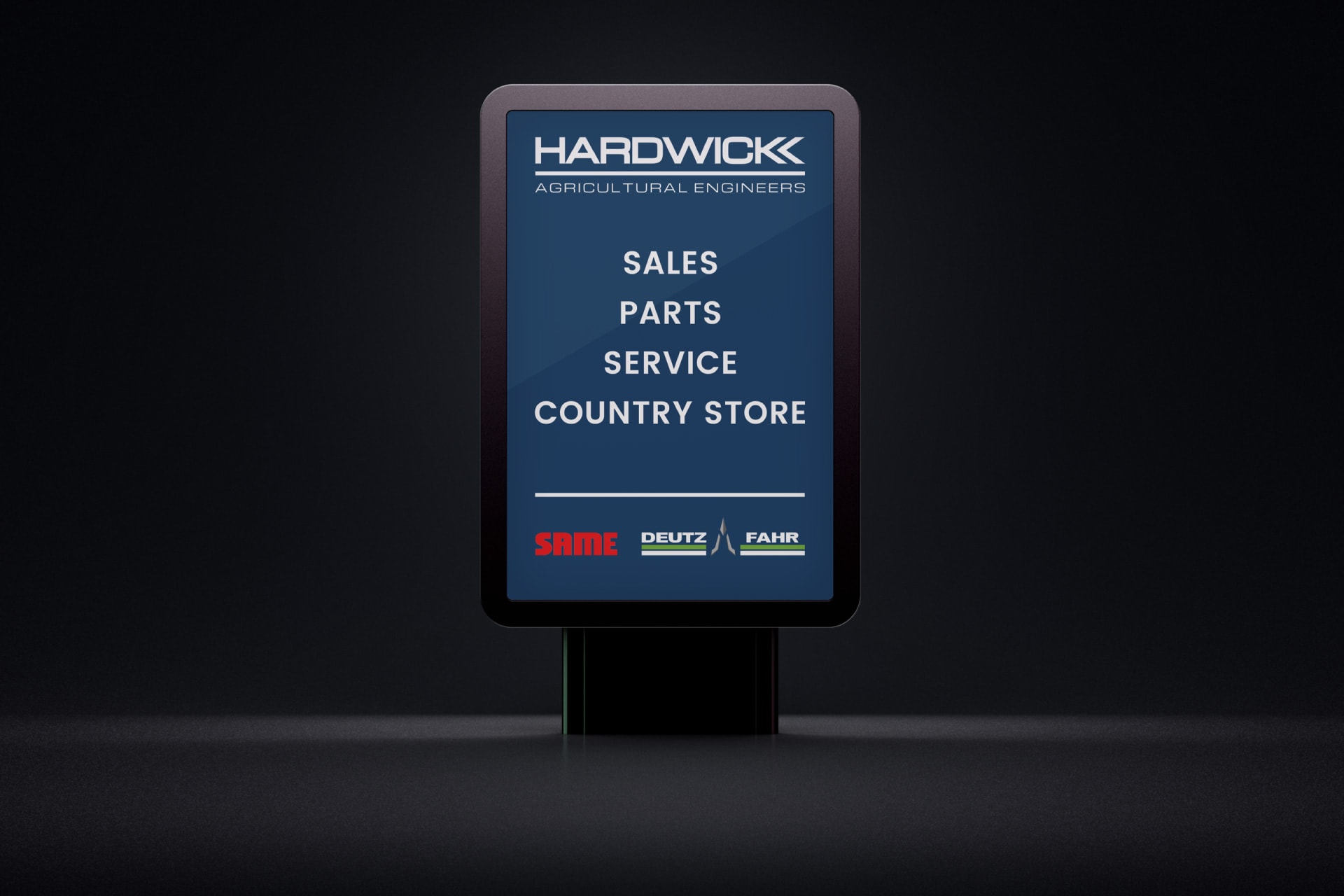 hardwick website pages