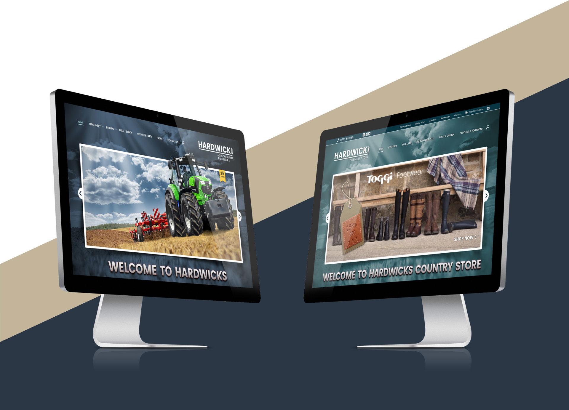 hardwick websites